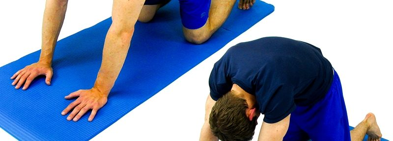 Five Yoga-inspired Exercises for back pain   Reset ...
